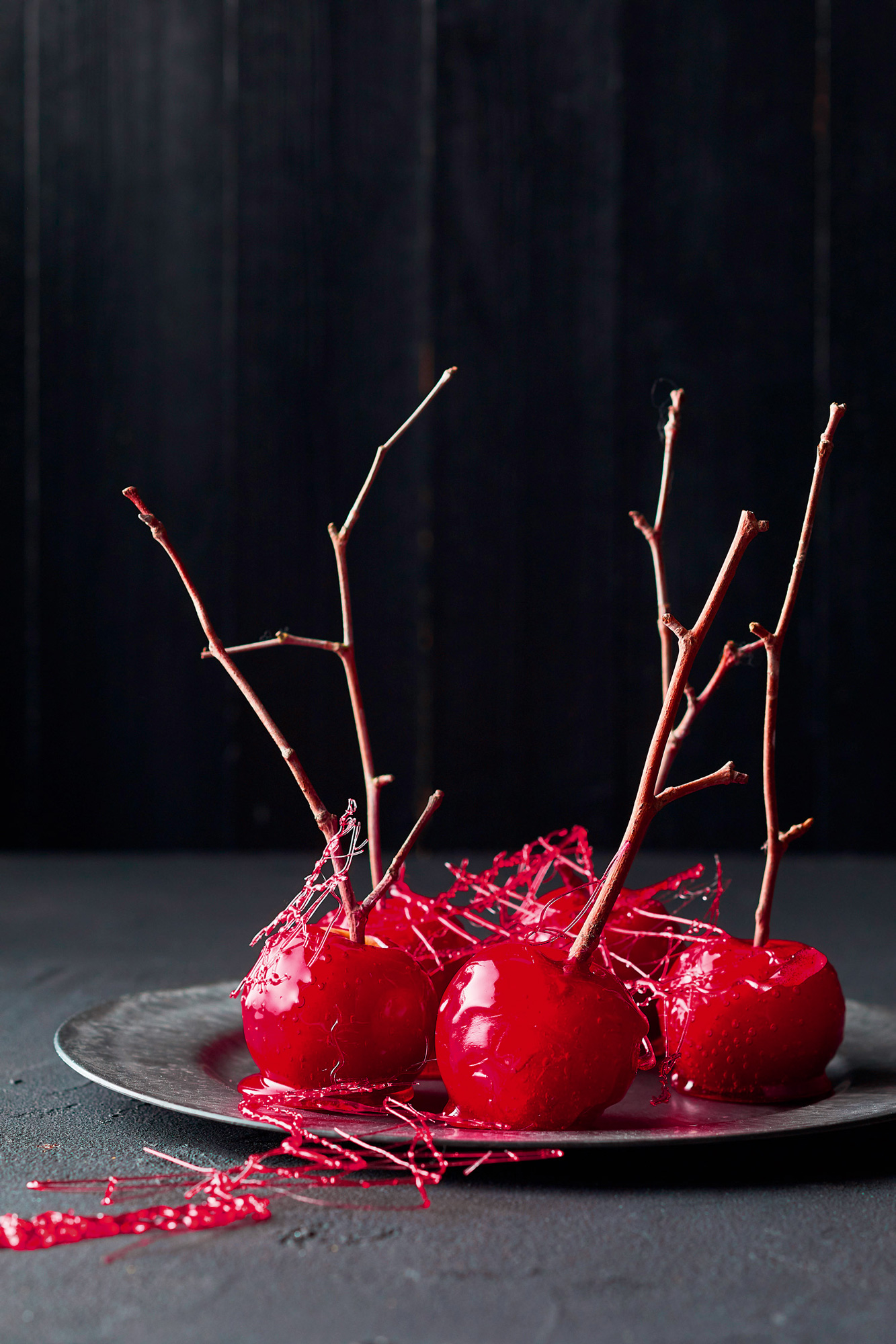 Pomme d'amour - Halloween