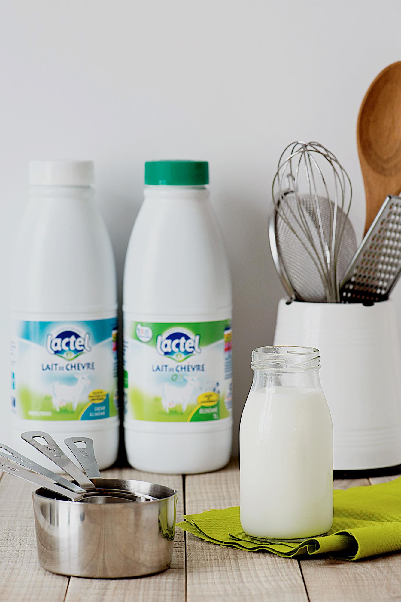 ©Pixellie---LACTEL carnet de 10 recettes au lait de chèvre