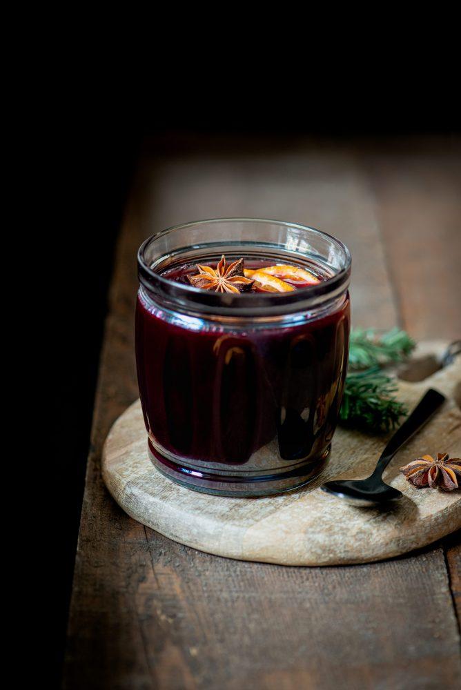 ©Pixellie - vin chaud aux épices