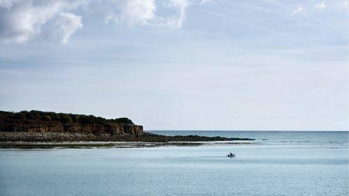 La traversée solitaire - Port d'Audierne