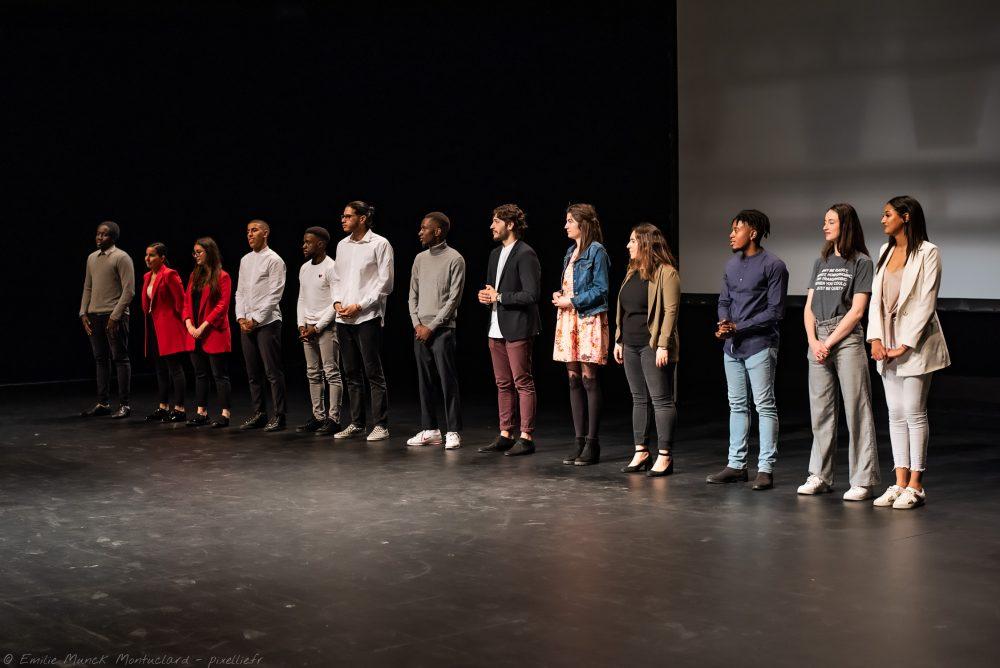 Pixellie - La ligue des Jeunes Talents - mai 2019