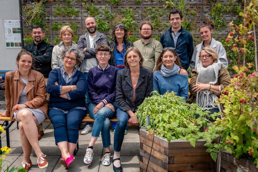 DR Pixellie - MQA : L'équipe au complet